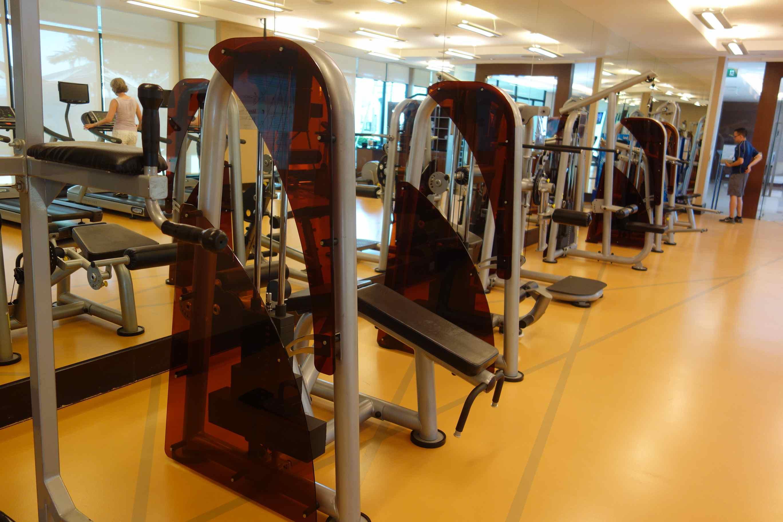 Gym equipment part 2